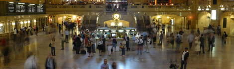 """Central Station NY"", by Anna Serrano Coll, (c) 2008"